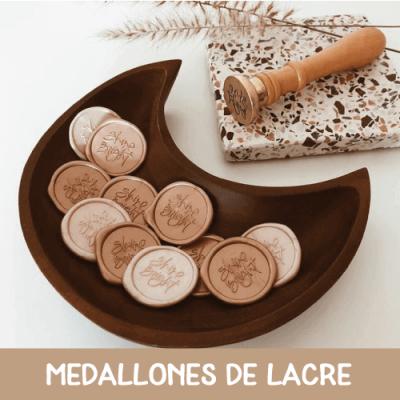Medallones de Lacre